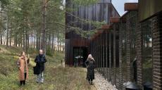 Arkitekturbad för hälsa och välbefinnande