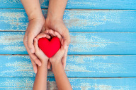 Att ge - hör ihop med förmågan att lyssna till sitt hjärta
