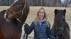 Ny kurs i hästunderstödda aktiviteter